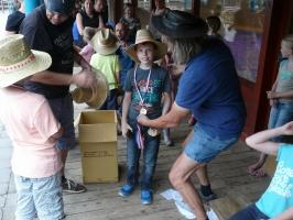 9 juli 2016 Bientien Over naar Ponypark City